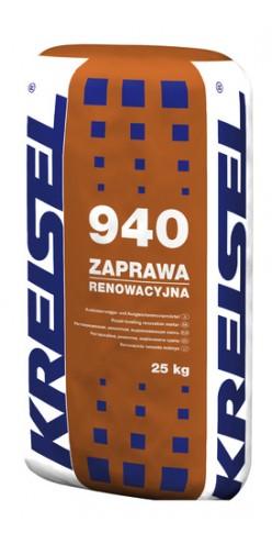 Реставрационная ремонтная шпаклевка Zaprawa Renowacyjna 940 Kreisel